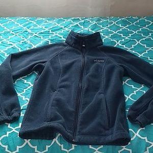Columbia Lightweight fleece jacket (M)